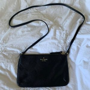 Speed it up with a Kate Spade Shoulder Strap Purse